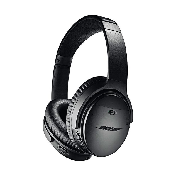 Bose quietcomfort 35 ii negro auriculares inalámbricos acoustic noise cancelling alta calidad