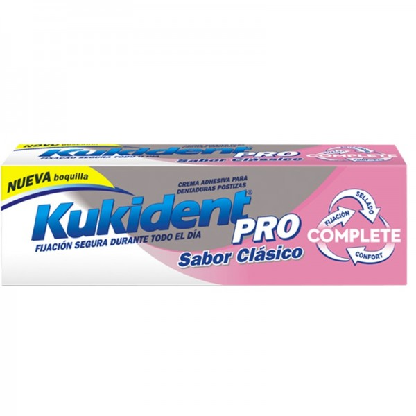 KUKIDENT COMPLETE CLASICO 70 G